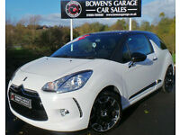 2013 (62) CITROEN DS3 1.6e-HDi AIRDREAM DSTYLE PLUS - LOW MILES - FREE TAX!