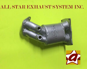 2000 2001 2002 Nissan Sentra 1.8L 4CYL Front Catalytic Conv