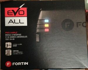 Fortin EVO-ALL Bypass - Immobilizer