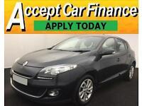 Renault Megane 1.5dCi ( 110bhp ) FROM £28 PER WEEK
