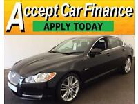 Jaguar XF 3.0TD V6 auto 2010MY Portfolio FROM £57 PER WEEK!