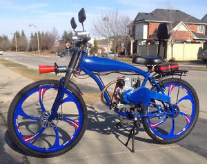 4- Stroke 49cc  Motorized Gas Bicycles  From $750