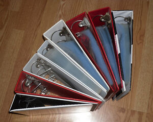 8 Binders 267 Ultra Pro 9-Pocket pages for collection MtG Cards