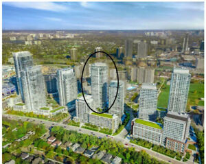 Condo for Rent next to Fairview Mall & TTC