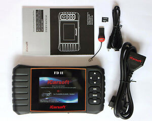 Professional Multi-system Diagnostic Tool FD II for Ford Holden