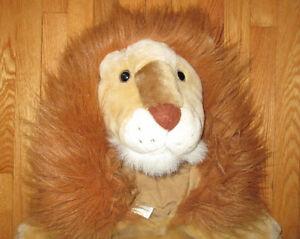 HALLOWEEN: déguisement de lion enfant costume 8$ West Island Greater Montréal image 4