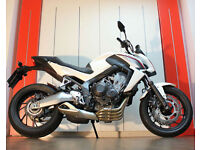 Honda CB650 650cc