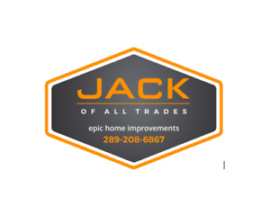 Jack of All Trades- Home Improvements