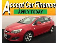 Vauxhall/Opel Astra 1.6i VVT 16v ( 115ps ) 2014MY SRi