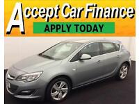 Vauxhall/Opel Astra 1.4i VVT 16v ( 100ps ) 2014MY SRi FROM £31 PER WEEK!