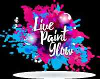 Live Paint Glow event !! Help Needed !
