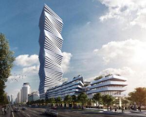New Condominium in Mississauga