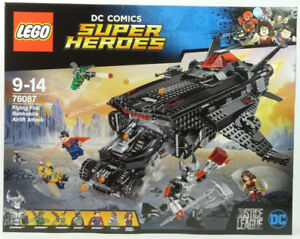 Save $40 Lego 76087 Justice League Flying Fox Airlift Attack