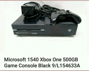 Xbox one cables and controller only
