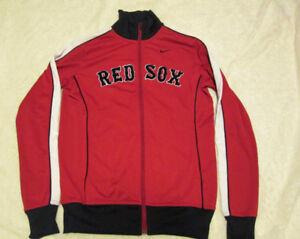 Nike Boston Red Sox Track Jacket Genuine MLB Women's Medium NWT