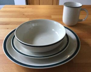 Ensemble de vaisselle / Dinnerware set