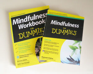 Mindfulness for Dummies (Book & CD) and Mindfulness Workbook