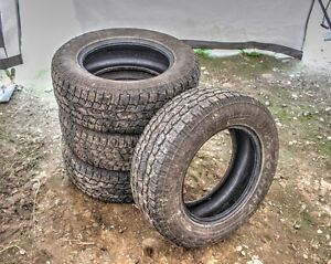 4 x P245/65R17 105T  - Open Country - All Terrain - Toyo Tires