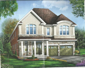 BRAND NEW DETACHED HOME FOR RENT IN MILTON