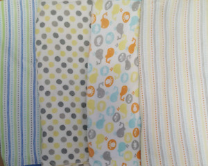 NEW BABY TOWELS