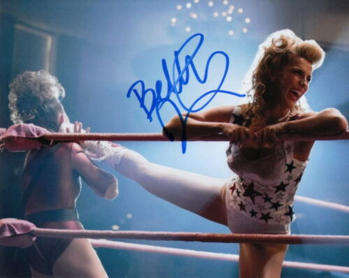 BETTY GILPIN.. Glow's Debbie Eagan - SIGNED