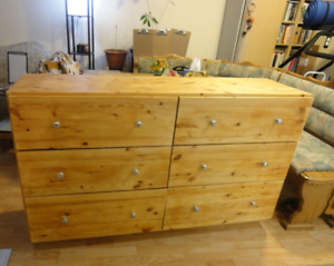 Wooden Drawer / Dresser ($280 Or Best Offer!)
