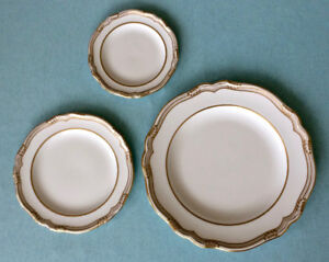 Spode Dinnerware Set, 46 pieces