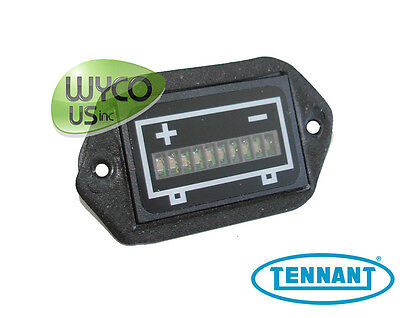 Gauge Battery Discharge 24v Tennant A3 T3 T5 Speed Scrub 17-20-24 392894