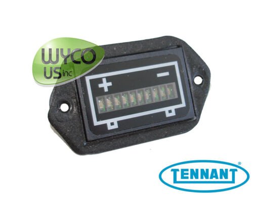 GAUGE, BATTERY DISCHARGE, 24V, TENNANT  A3, T3, T5, SPEED SCRUB 17-20-24, 392894