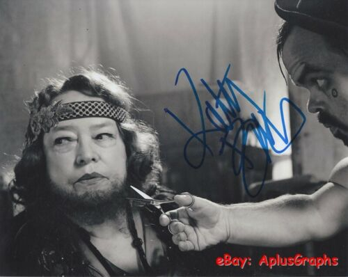 KATHY BATES.. American Horror Story: Freak Show's Edith Darling - SIGNED