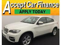 BMW X6 FROM £124 PER WEEK!