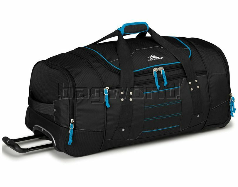 NEW High Sierra Ultimate Access 76cm Wheeled Backpack Elite Duffle Travel  Bag 8d3a85627eb5d