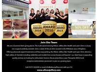 Bookkeeper | Part Time | For Multi-Award Winning Clinic