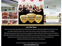 No1 Celebrity Skin Clinic Recruiting - 3rd Laser Therapist NVQ 3/4