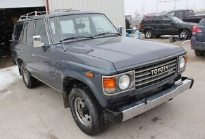Wanted! Toyota Land cruiser Hj60