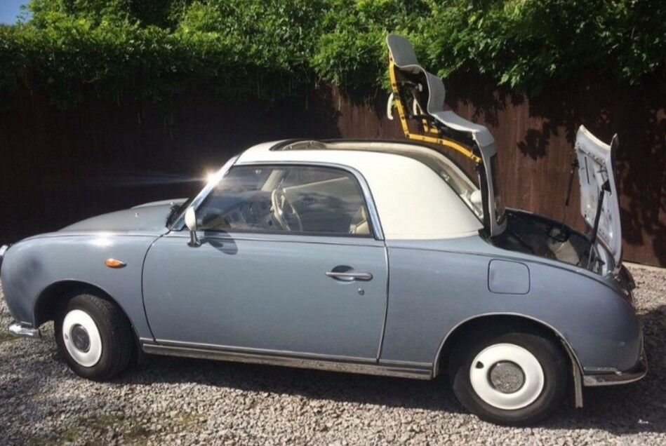 Beautiful Nissan Figaro for sale