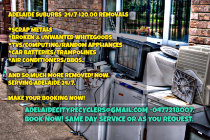 Adelaide City Recyclers - Mobile Scrap Removalists
