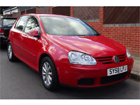 2008 58 VW Volkswagen Golf Match1.9 Tdi manual Facelift 130k 2 keys excellent condition lady owner