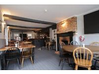 Full Time Chef Required for Small Village Pub and Restaurant