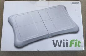 Wii Fit and Wii Fit Game