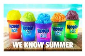 Tropical Ice & Ice Cream Truck Rental - Available for Parties and Private Functions