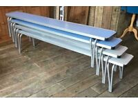 Gopak Contour Stacking Fold Up Benches