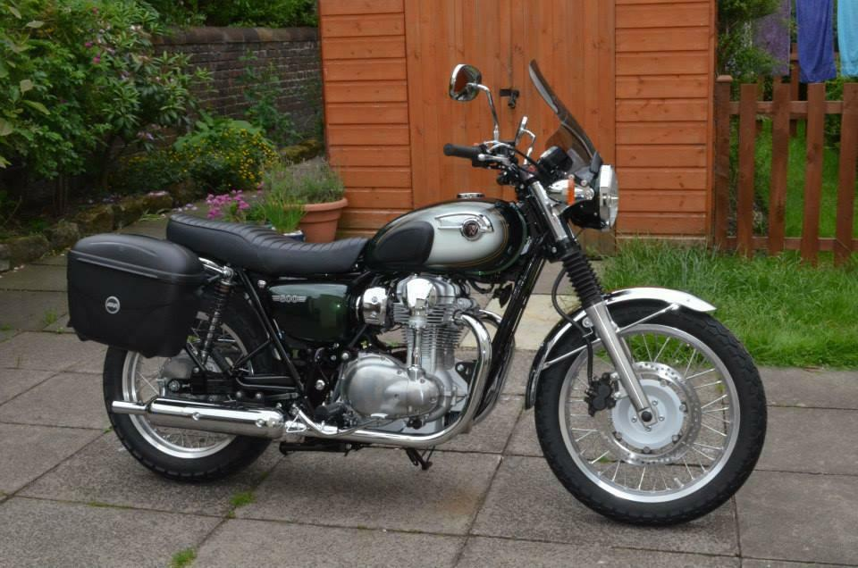 2013 Kawasaki W800 For Sale In Falkirk Gumtree