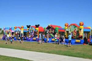 Jumping Castle Business For Sale Bushland Beach Townsville Surrounds Preview