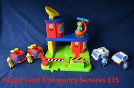 Happy Land Fire and Rescue