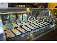 Counterline Prestigious Ice cream Display Freezer QUICK SALE. CHEAP! Gelato, Dairy