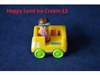 Happy Land Ice-Cream Van