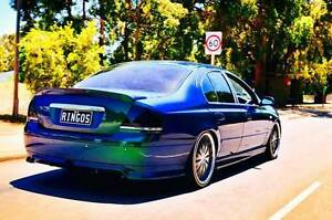 BF ford turbo custom paint Canning Vale Canning Area Preview