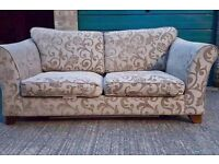 Marks and Spencer large sofa bed