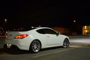 2010 Hyundai Genesis Coupe GT 3.8L **TURBO** Coupe